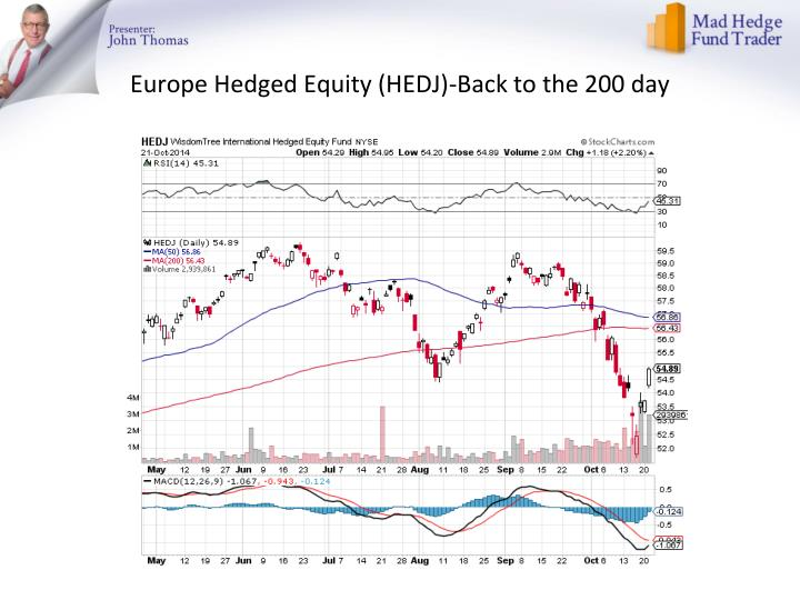 Europe Hedged Equity (HEDJ)