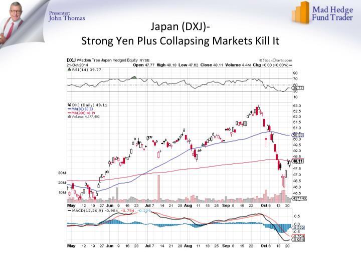 Japan (DXJ)