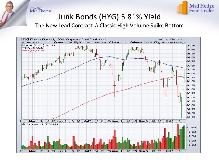 Junk Bonds (HYG)