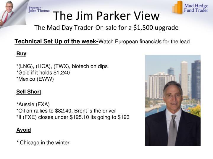 The Jim Parker