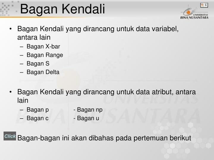 Bagan Kendali
