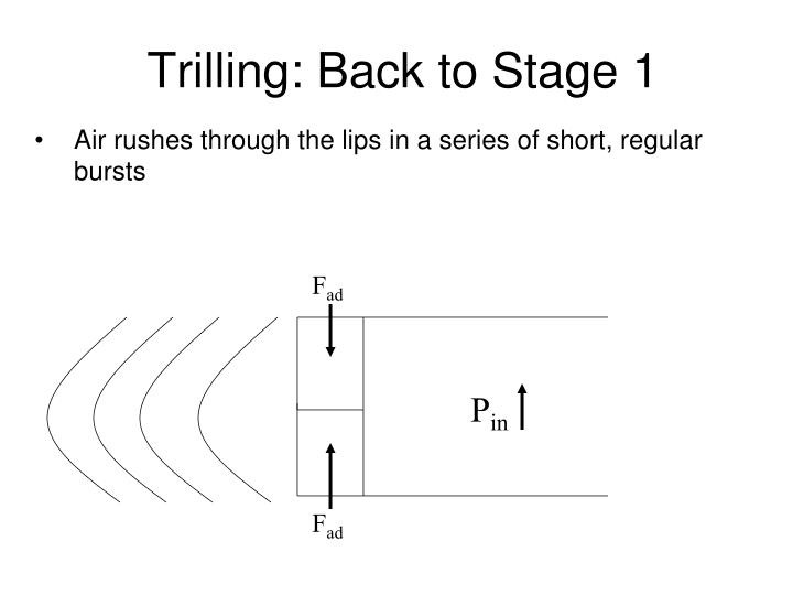 Trilling: Back to Stage 1