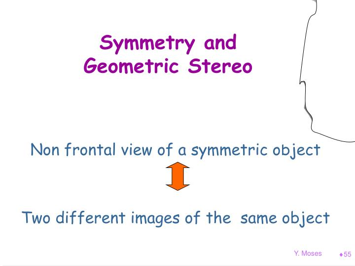 Symmetry and