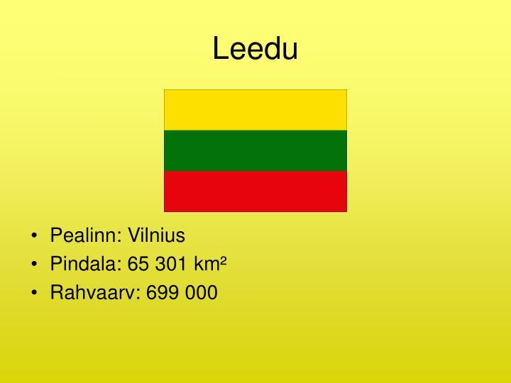 Leedu