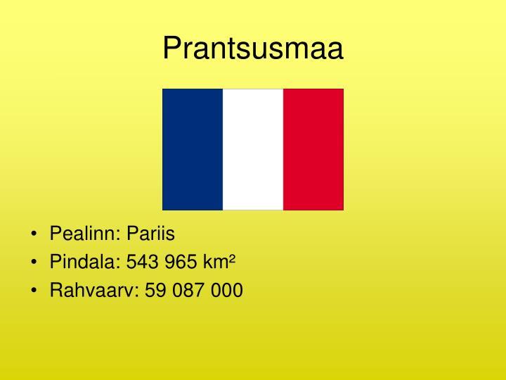 Prantsusmaa