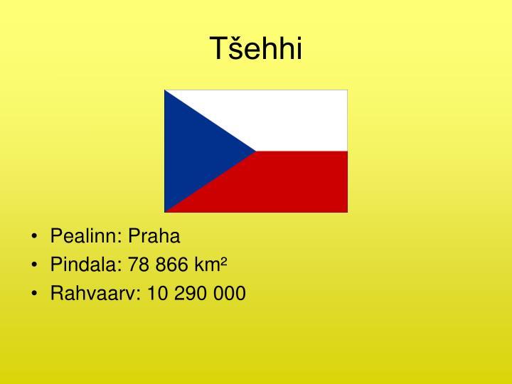 Tšehhi