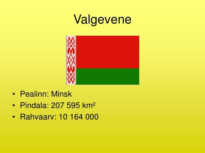 Valgevene