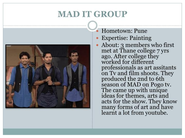 MAD IT GROUP