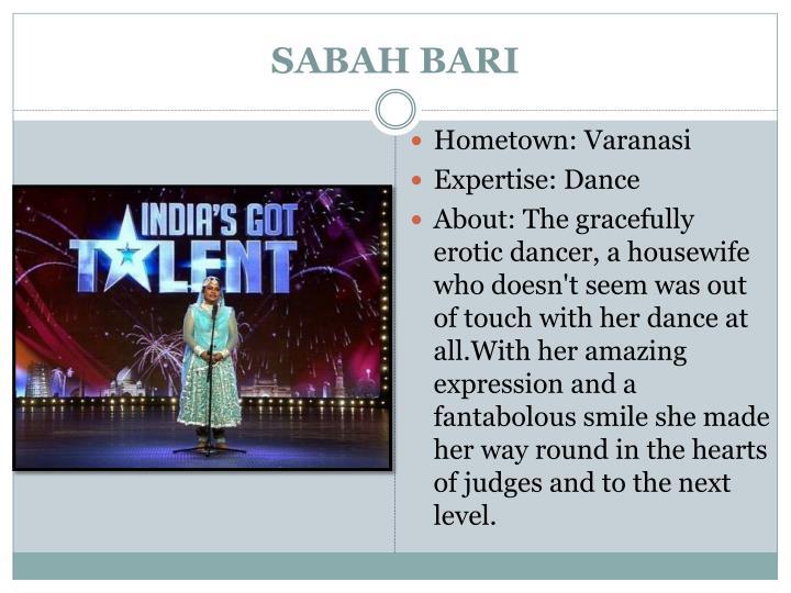 SABAH BARI