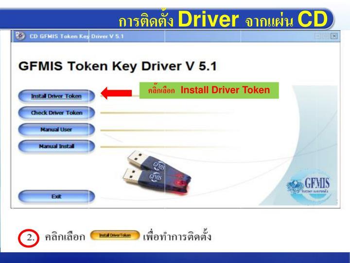 Hbt token driver installation - Basic attention token