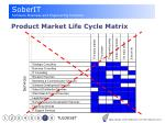 product market life cycle matrix