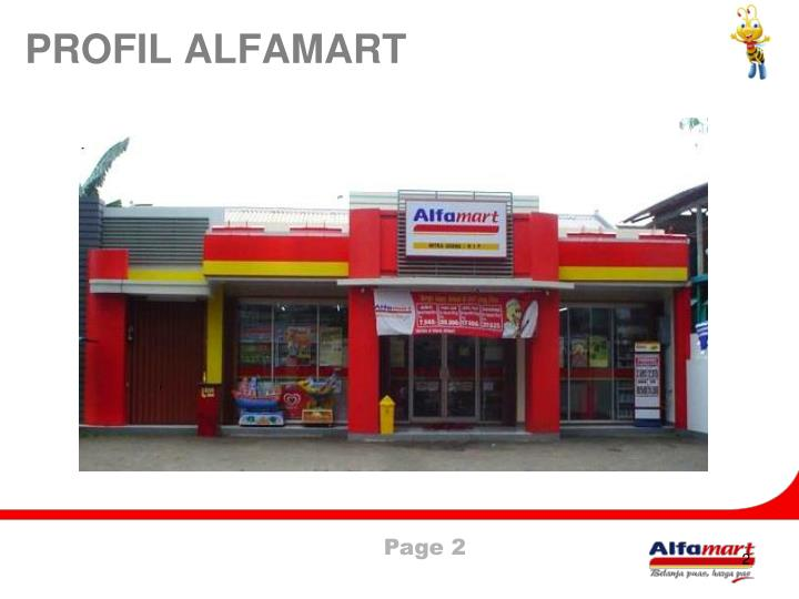 PROFIL ALFAMART