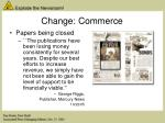 change commerce1