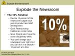 explode the newsroom2