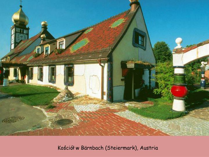 Kościół w Bärnbach (Steiermark), Austria