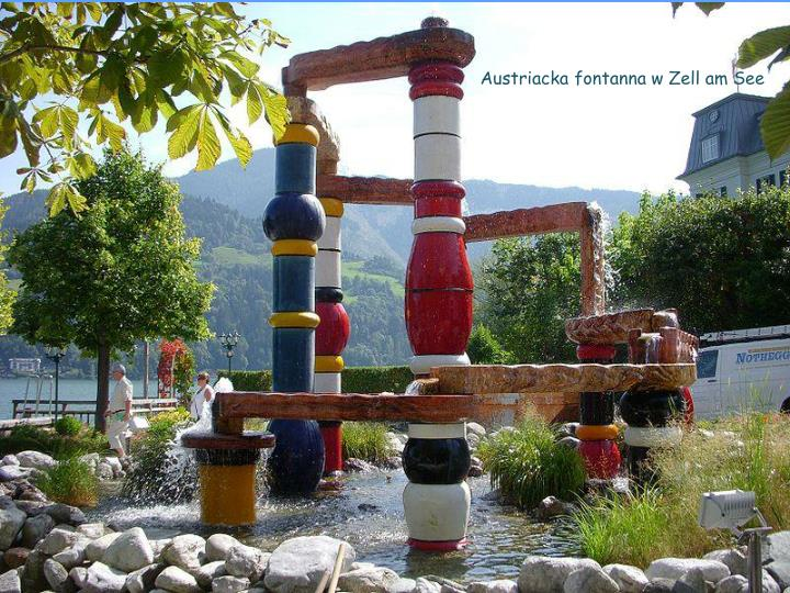 Austriacka fontanna w