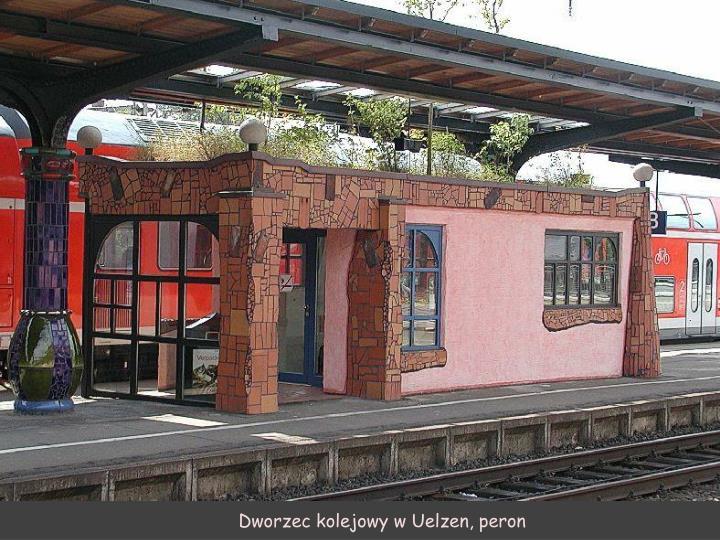 Dworzec kolejowy w