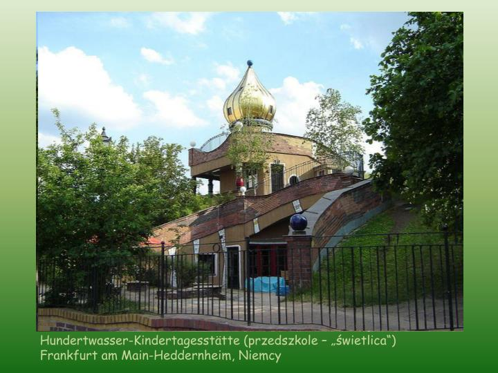 Hundertwasser-Kindertagesstätte
