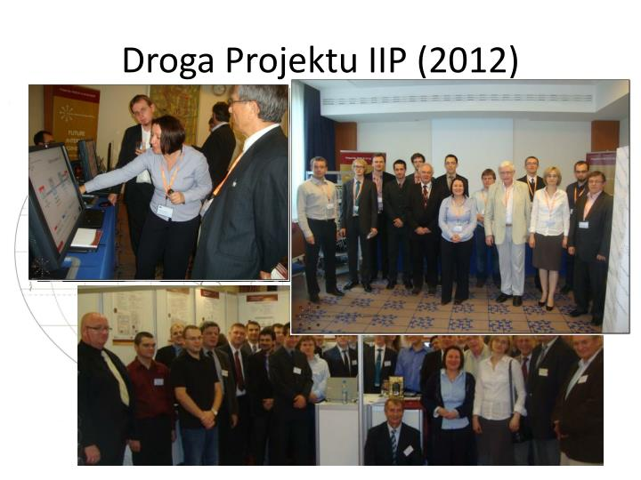 Droga Projektu IIP (2012)