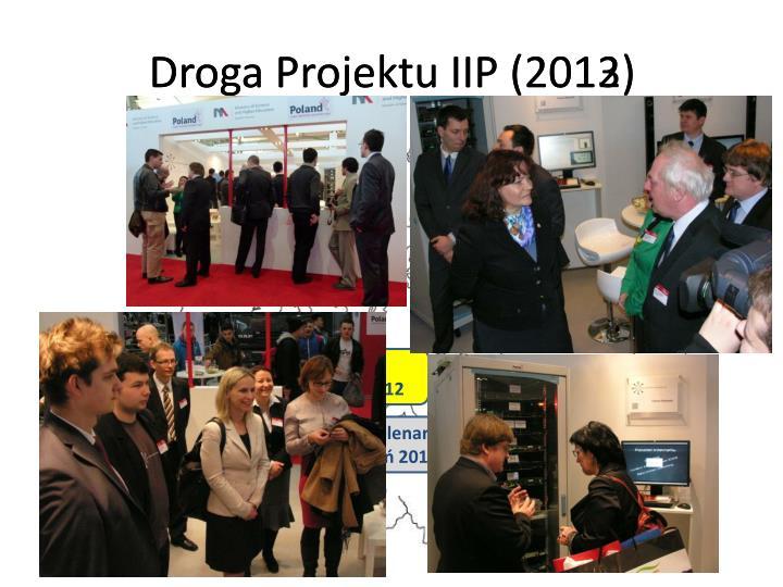 Droga Projektu IIP (2013)