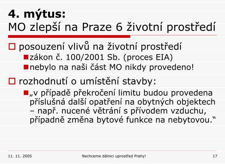 4. mýtus: