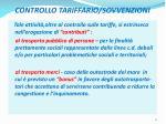 controllo tariffario sovvenzioni1
