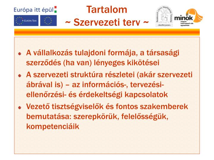 Tartalom