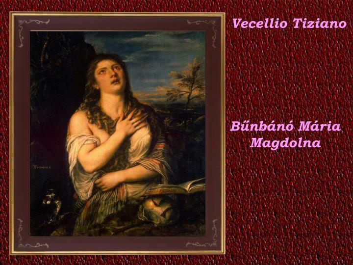 Vecellio Tiziano