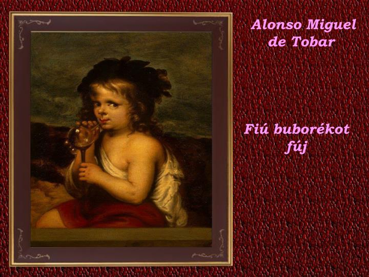Alonso Miguel de Tobar