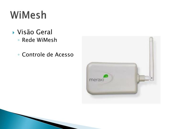 WiMesh