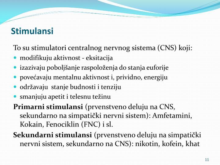 Stimulansi