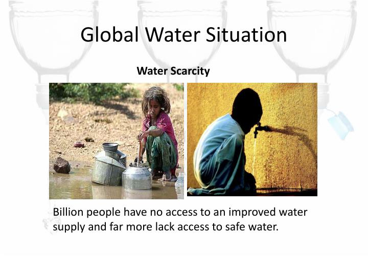 Global Water Situation