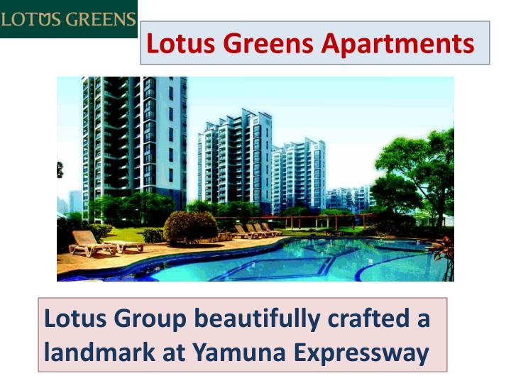 Lotus Greens Apartments