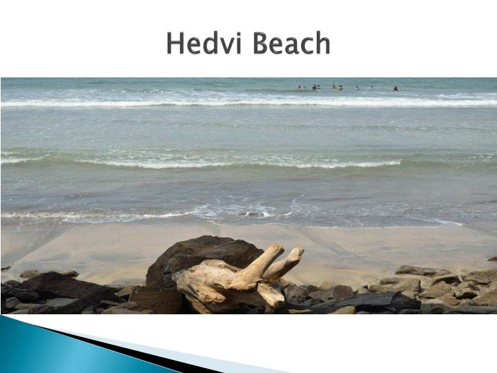 Hedvi Beach