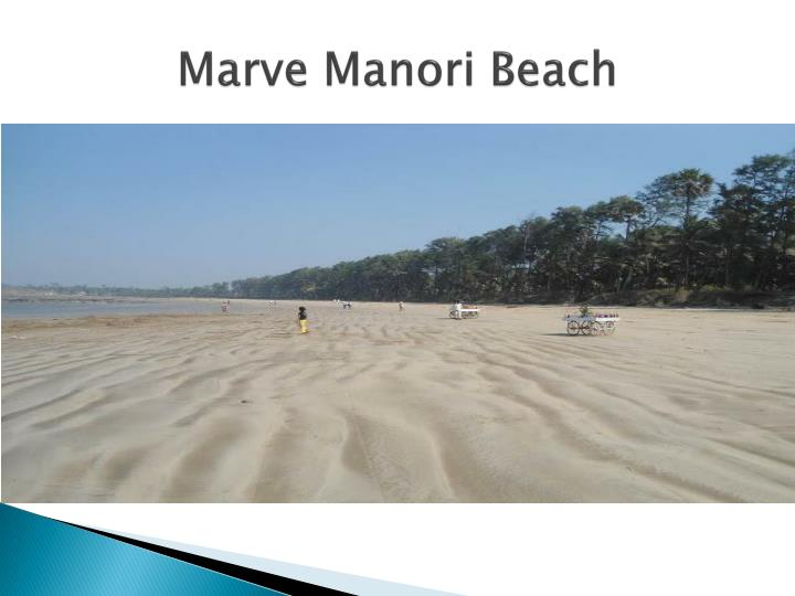 Marve Manori Beach