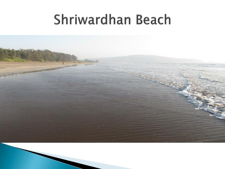 Shriwardhan Beach