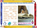 ... Thesis editing services toronto Thesis help in dubai Master thesis on