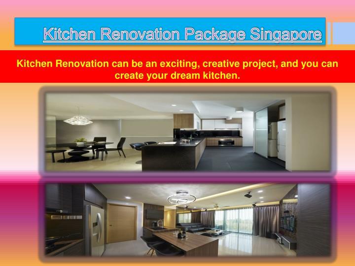 Kitchen Renovation Package Singapore