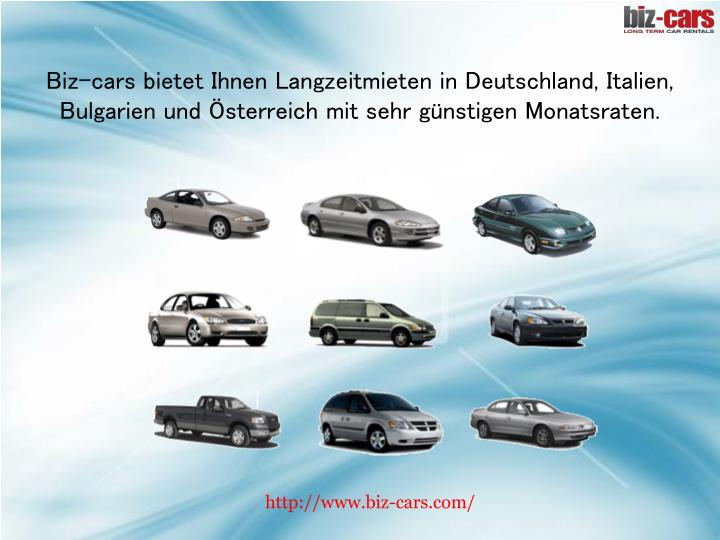 Biz-cars