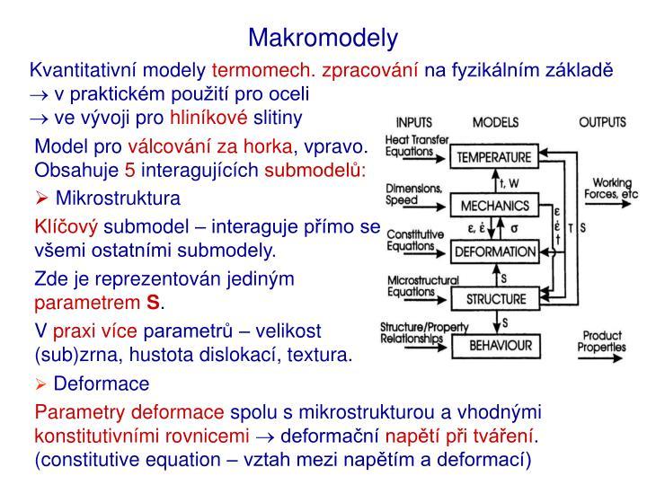Makromodely