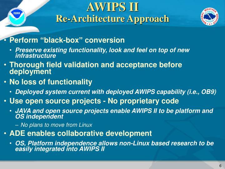 AWIPS II