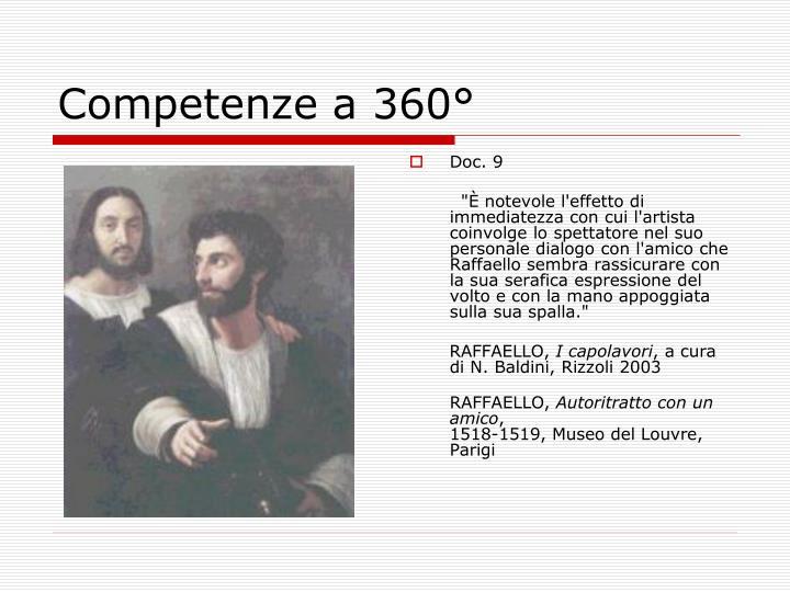 Competenze a 360°