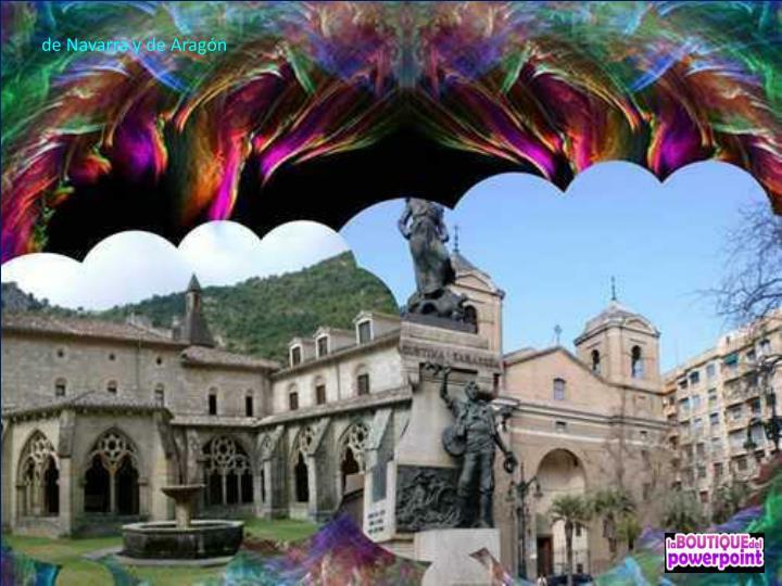 de Navarra y de Aragón