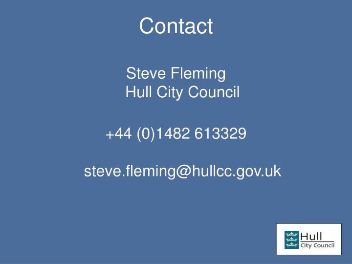 Steve Fleming
