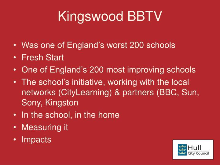 Was one of England's worst 200 schools