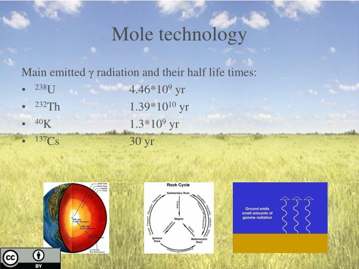 Mole technology