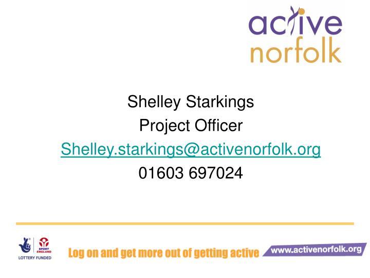 Shelley Starkings