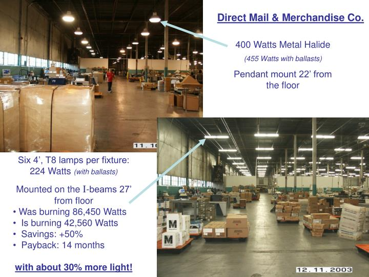 Direct Mail & Merchandise Co.