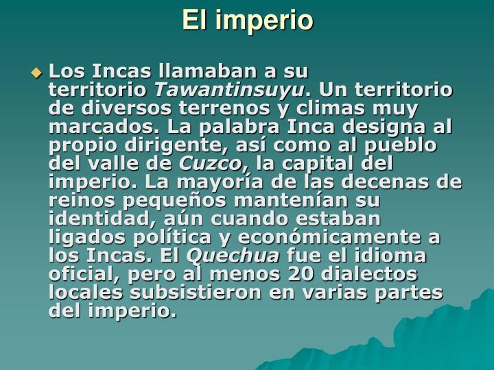 Elimperio
