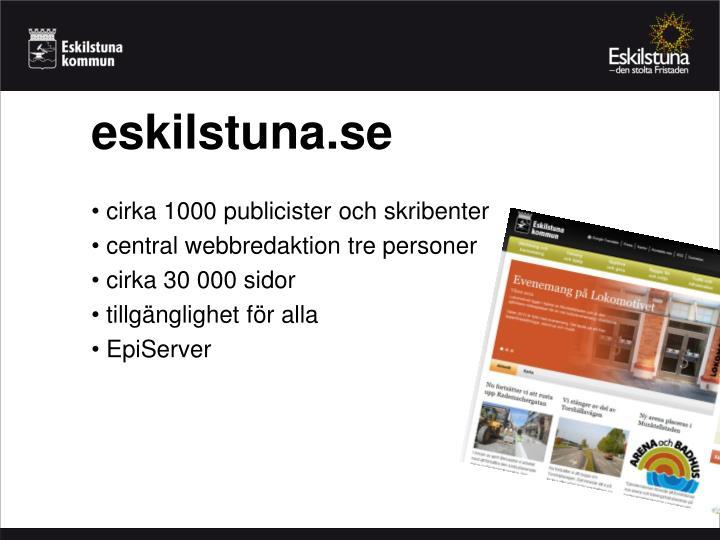 eskilstuna.se